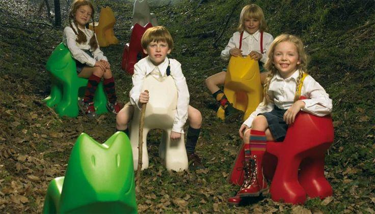 Chaise pour enfant Julian Me Too Magis Collection JardinChic