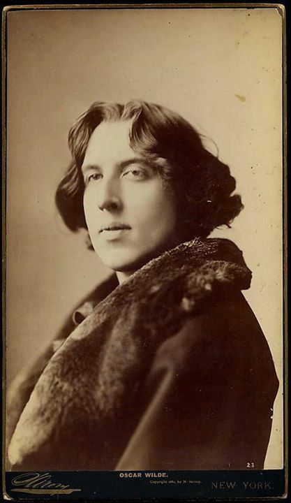 """Selfishness is not living as one wishes to live, it is asking others to live as one wishes to live."""" Oscar Wilde"""