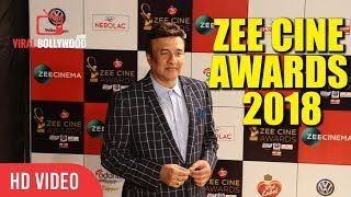 Anu Malik At Zee Cine Awards 2018   30th December 2017   Red Carpet   lodynt.com  لودي نت فيديو شير