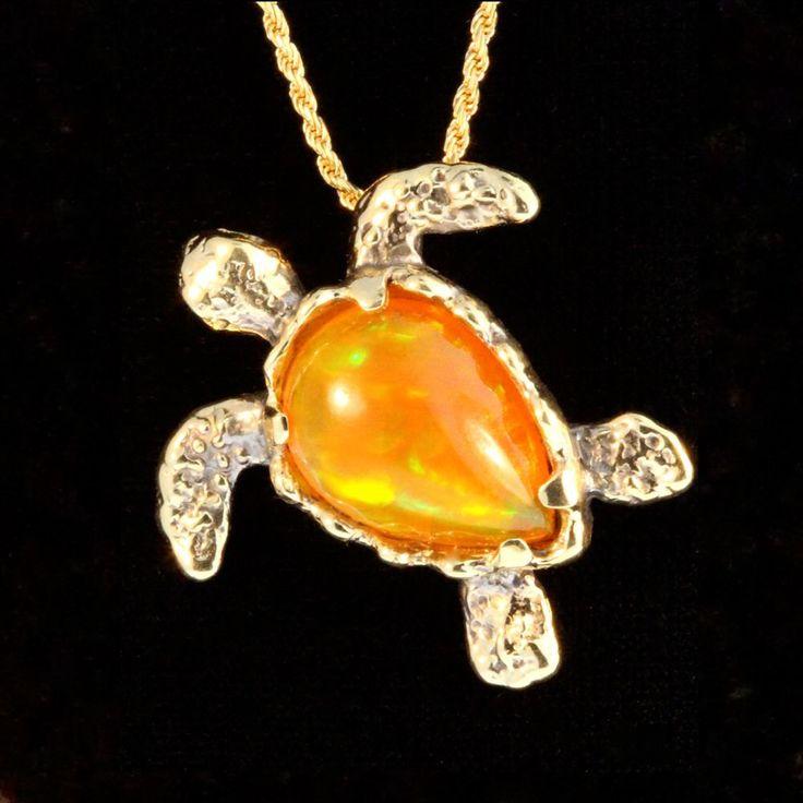 Tartaruga collana mare tartaruga gioielli gioielli mare vita collana tartaruga ciondolo messicano Fire Opal gioielli oceano amante oro mare oceano tartaruga di martymagic su Etsy https://www.etsy.com/it/listing/489041987/tartaruga-collana-mare-tartaruga