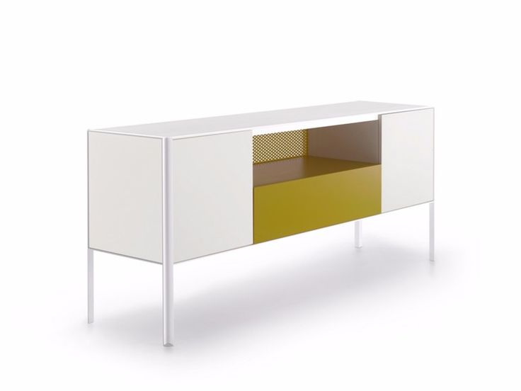 HERON Buffet avec tiroirs by MDF Italia design Rodolfo Dordoni