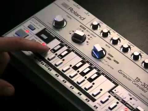 Tech Tuesdays: Roland TB-303 Bass Synthesizer & Kompakt's 303rd Release