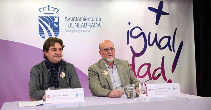 Javier Ayala, ha anunciado que el gobierno municipal al completo se descontará de su sueldo la cantidad correspondiente al paro previsto con motivo de la huelga feminista del 8 de Marzo. + información..