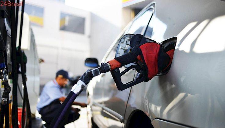 Petrobras anuncia nova alta e gasolina sobe mais de 10% no mês