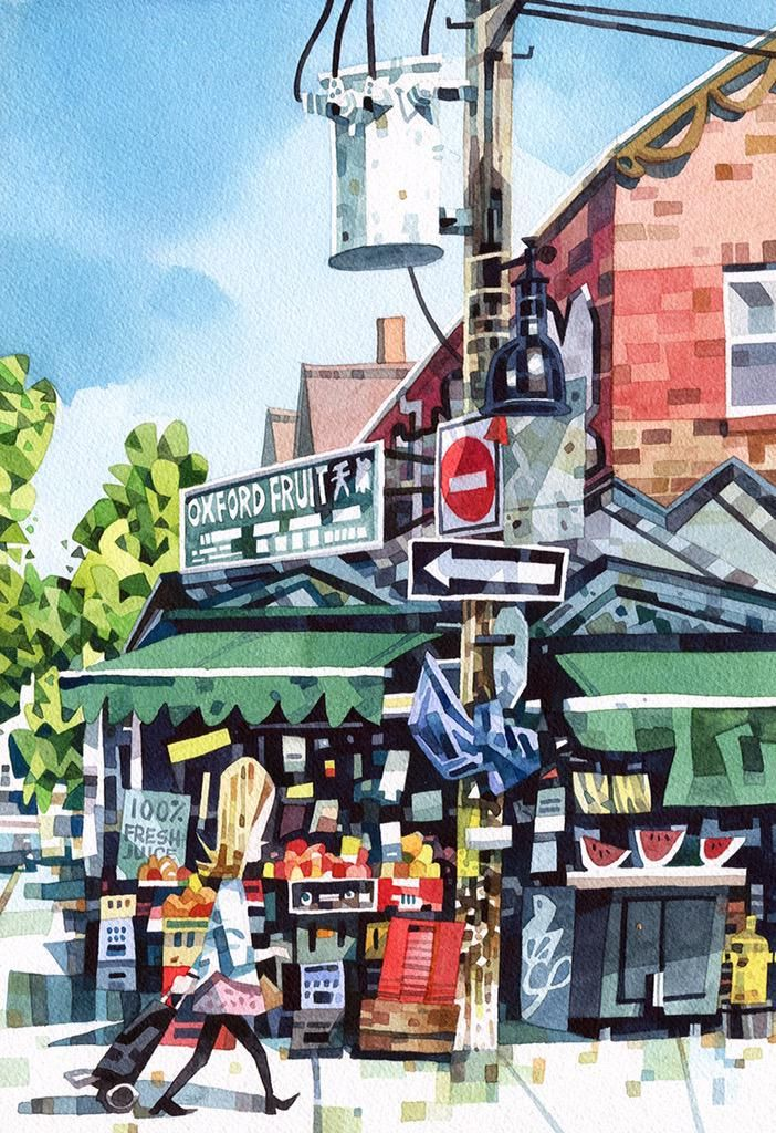 This is an amazing watercolour - by Jonathan Edwards http://www.jonathan-e.com/