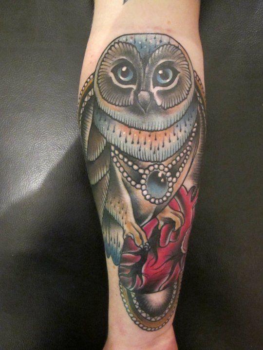 done by drew romero: Tattoo Ideas, Bird Tattoo, Tattoo Artists