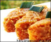Palm sugar sticky rice