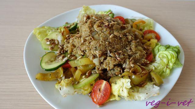 veg-i-vet: Quinoa na houbách