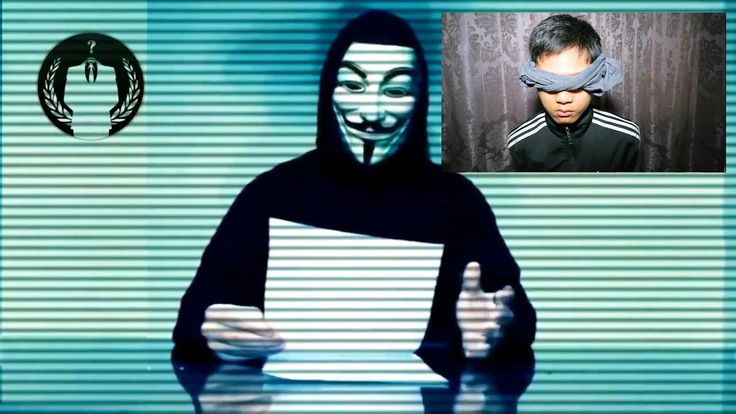 Anonymous - Hacked and kidnapped