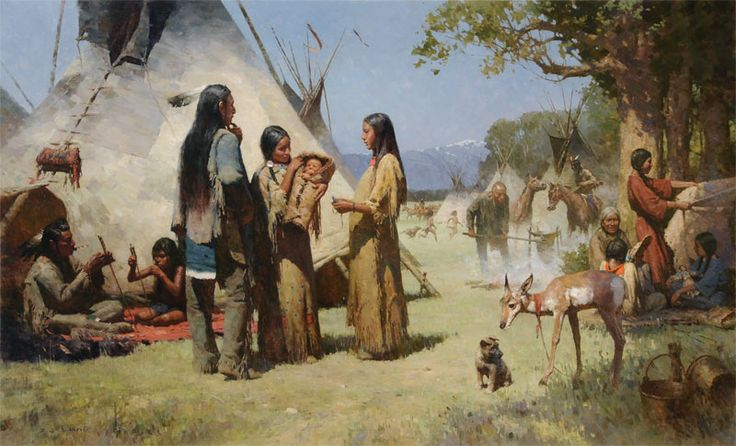 native americans | Native American Peoples - A Native American Family Oriented Network