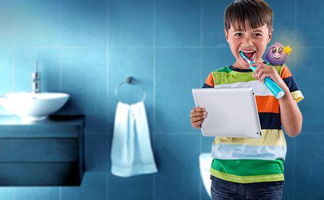 Philips Sonicare For Kids - dobre nawyki od dziecka