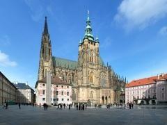 В Праге заложен первый камень собора Святого Вита-21.11.1344