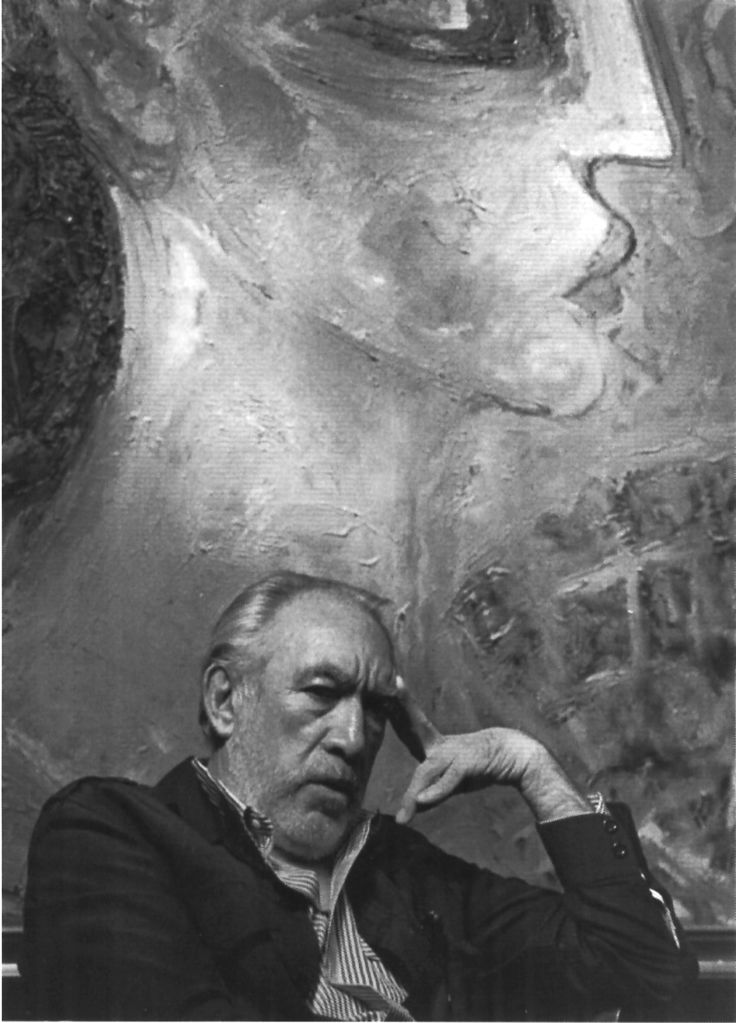 Portrait of Anthony Quinn, 1970's