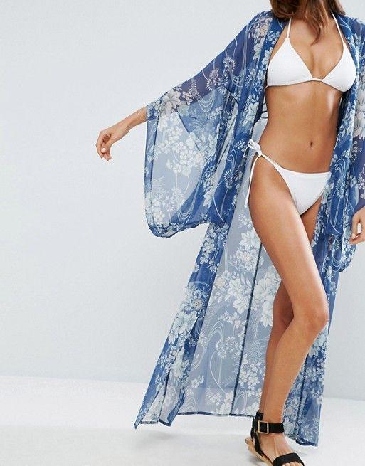 Beach kimono 💖, asos, 40€