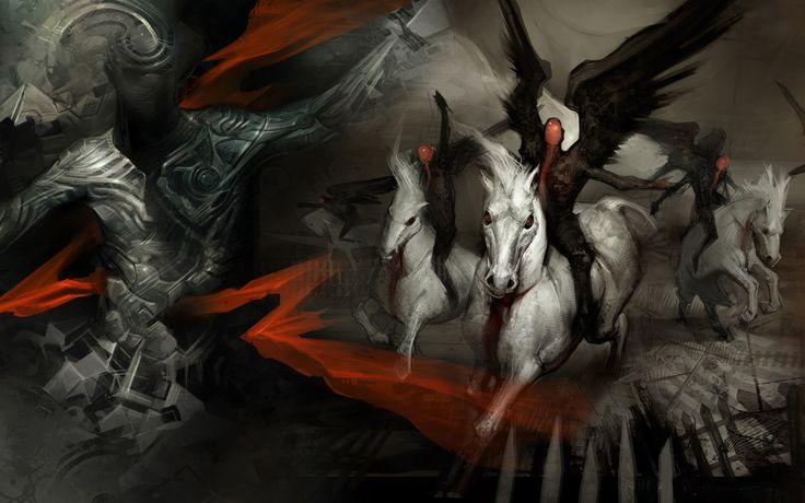 Dark Angel/Knight