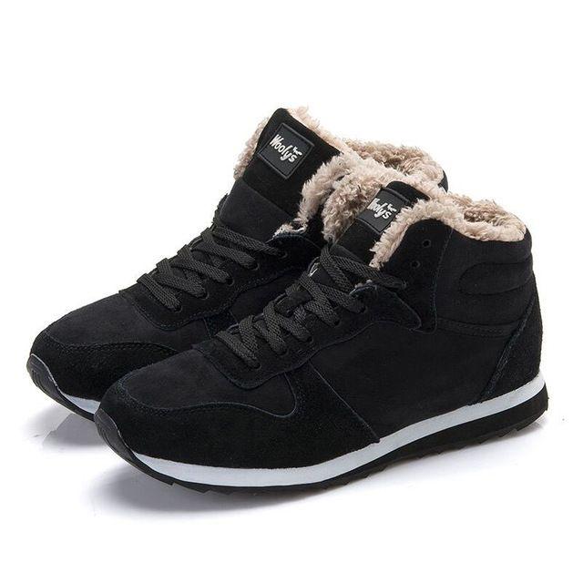 2016 Женская Мода Сапоги Зима Теплая Плюшевые Снег Ботинки Для Женщин Обувь Женская Зимняя Обувь