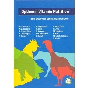 Optimum Vitamin Nutrition in the Production of Quality Animal Foods, comprises seven chapters that will provide a valuable reference for the many nutritionists, veterinarians and other technicians around the world involved in animal production.