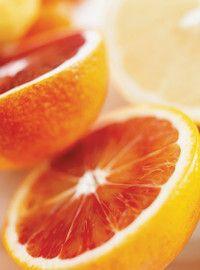 Mimosa aux oranges sanguines