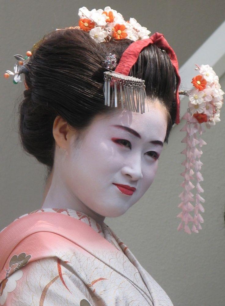 Maiko face Photo - Visual Hunt