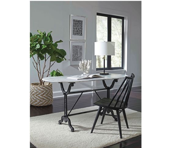 Santiago Writing Table Can Also Be Used As A Dining 28w X 59