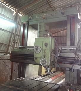 1980 Pensotti Plano Milling Machine model Planomilling MC  Double Column for sale at Mumbai in India