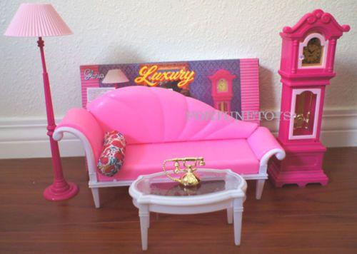 48 best Barbie - Living Room images on Pinterest | Doll houses ...