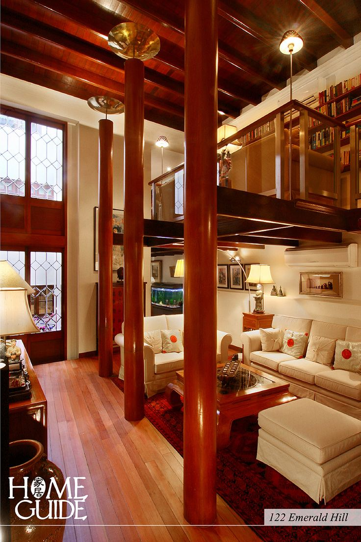 Avant Garde - Balinese interior design concept for a landed home in Singapore.