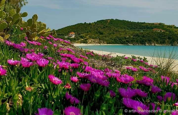 Ammouliani island, Macedonia, Greece