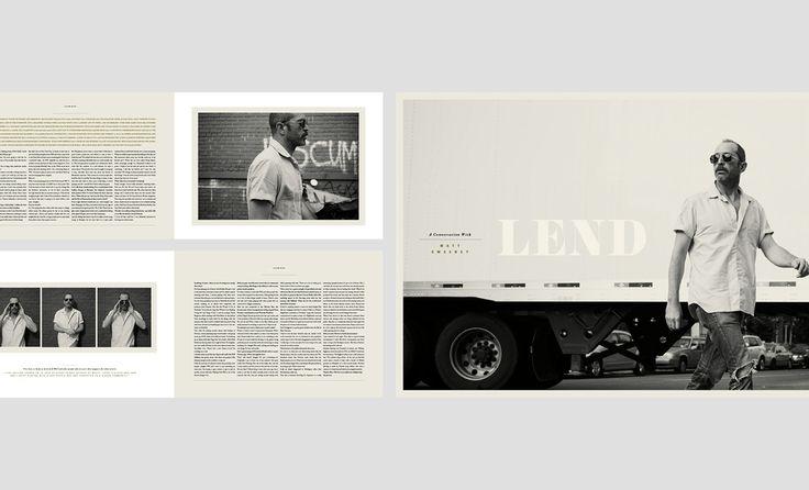 Editorial Design— Lend Me An Ear, Monster Children No.40