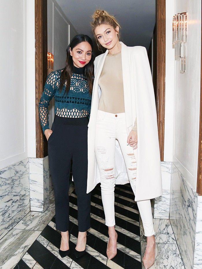 Meet Monica Rose: The Stylist Behind Gigi and Kendall's Casual Looks via @WhoWhatWearUK