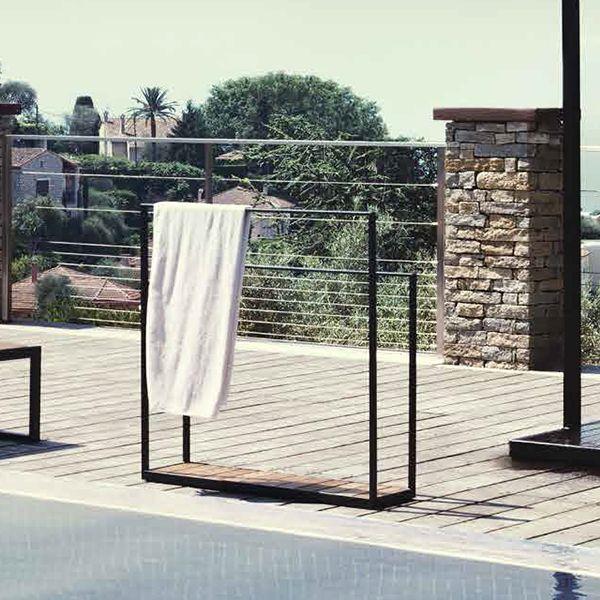 Les 25 meilleures id es concernant porte serviettes de for Porte serviette de comptoir