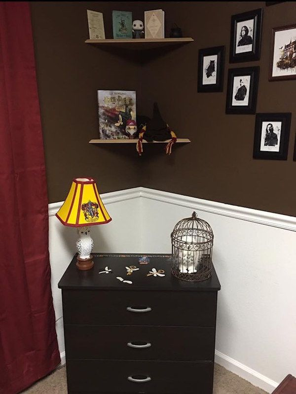 This Harry Potter Nursery Is Magical And Amazing