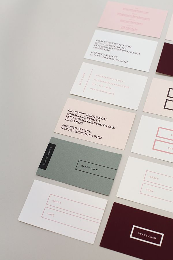 9360 best Business Card Design images on Pinterest | Business card ...