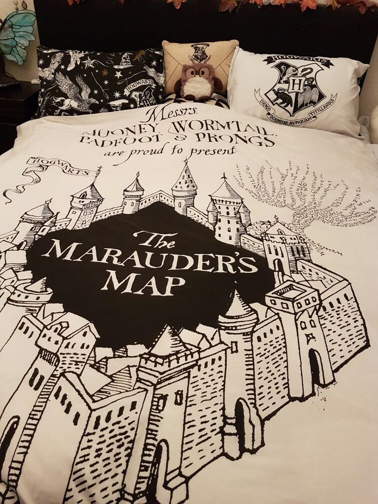 My Harry Potter Bed Im 29 And Proud To Be A Potterhead Primark