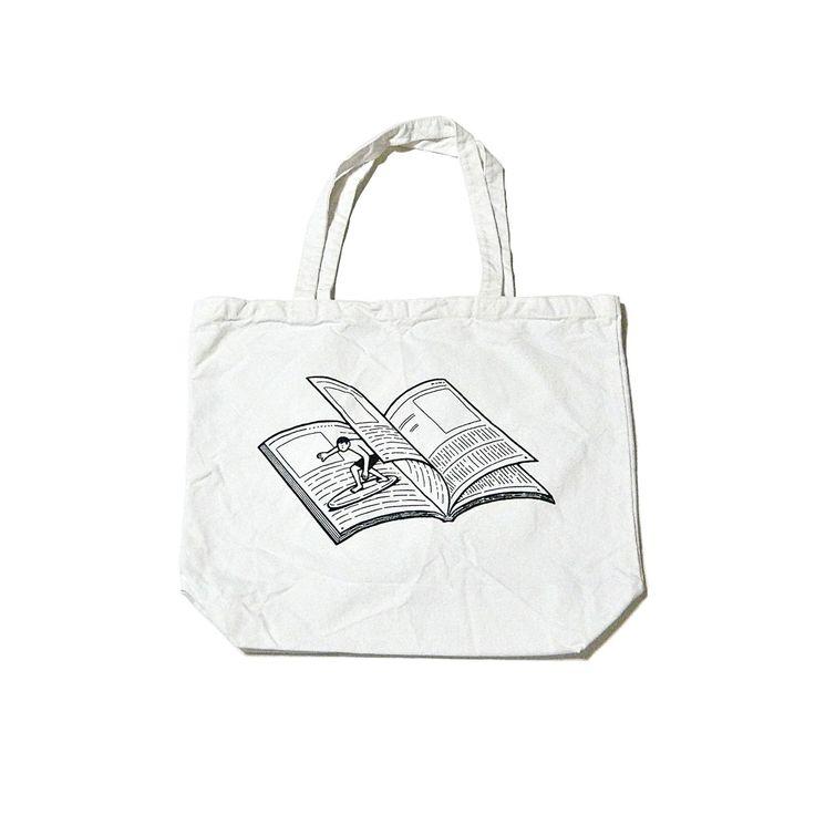Noritake Tote Bag : MAGAZINE WAVE