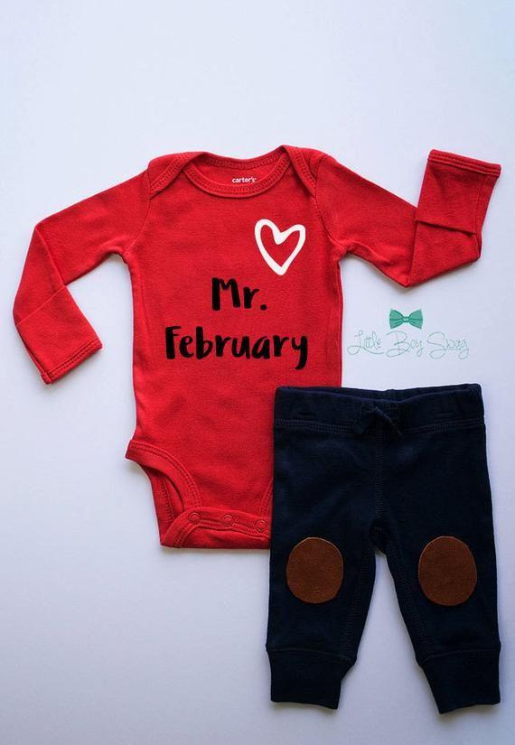 Personalised My First Valentines Day Baby Pyjamas Babygrow Baby Gifts Custom