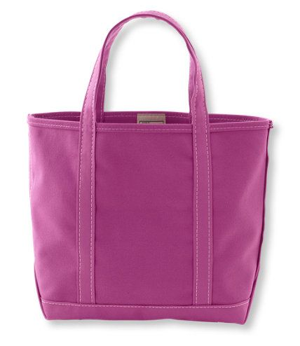 New - Solid Color #LLBean Boat and Totes.  Made in the USA #Orchid #Pantone2014