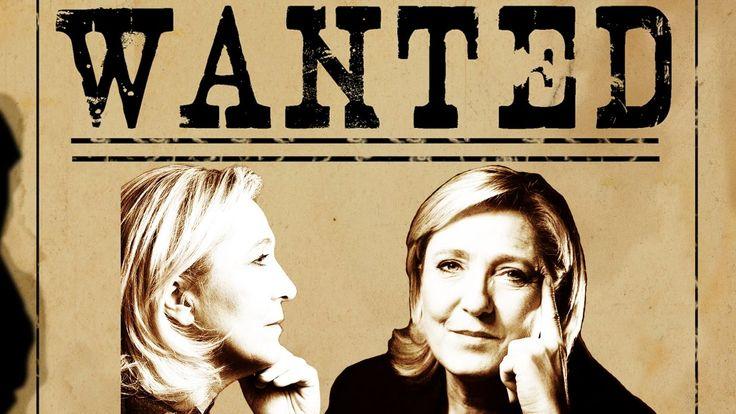 BREAKING: Arrest Warrant Issued For Presidential Front Runner Le Pen