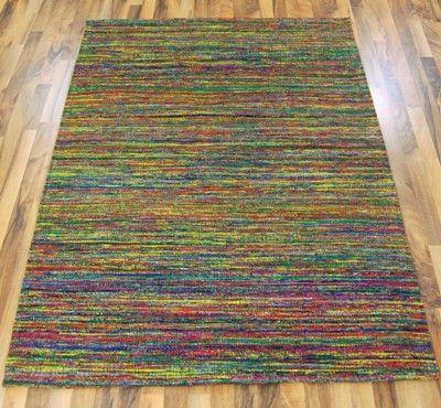 sari silk weave multi image 1