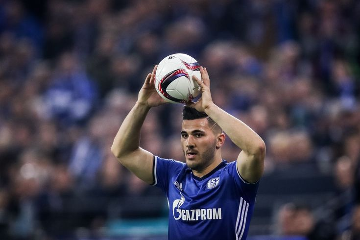 Arsenal confirm first summer signing as Sead Kolasinac arrives on free transfer from Schalke
