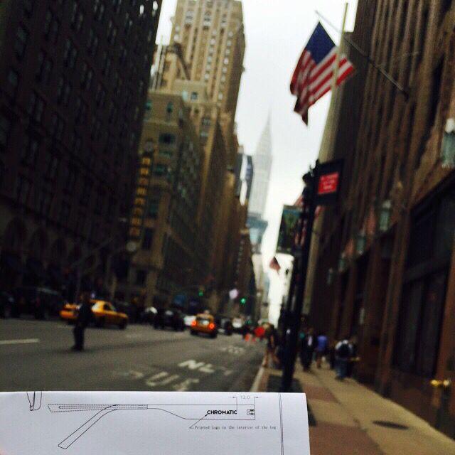 www.bychromatic.com Manhattan
