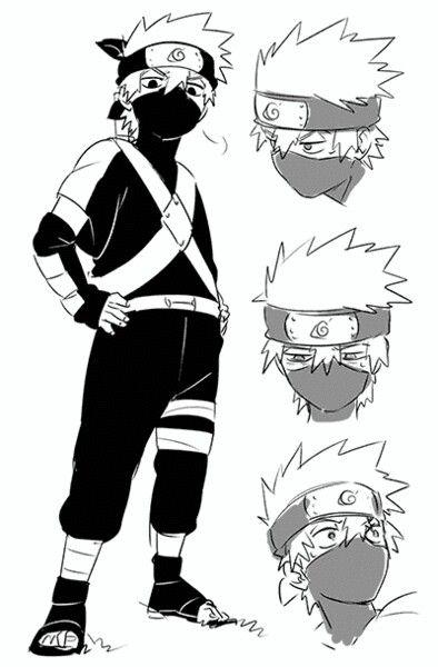 Kid Kakashi