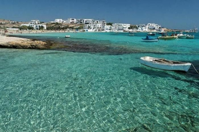 Έχει και η Ελλάδα την Καραϊβική της: Το ελληνικό νησάκι με μόλις 19 τ.χλμ που αποτελεί μια από τις ωραιότερες παραλίες του κόσμου!