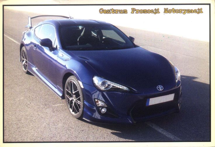 Toyota GT86 from Poland