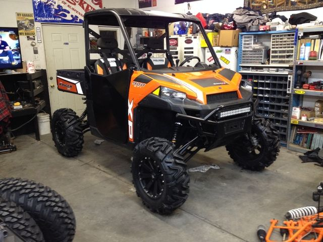 Lifted Polaris Ranger XP 900 - Nex-Tech Classifieds