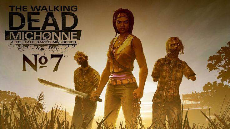 The Walking Dead: Michonne прохождение часть 7.