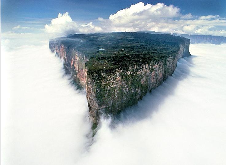 mount roraima, venezuelaSouthamerica, Mountain, Mount Roraima, South America, Beautiful Places, Venezuela, National Parks, Amazing Places, Mountroraima