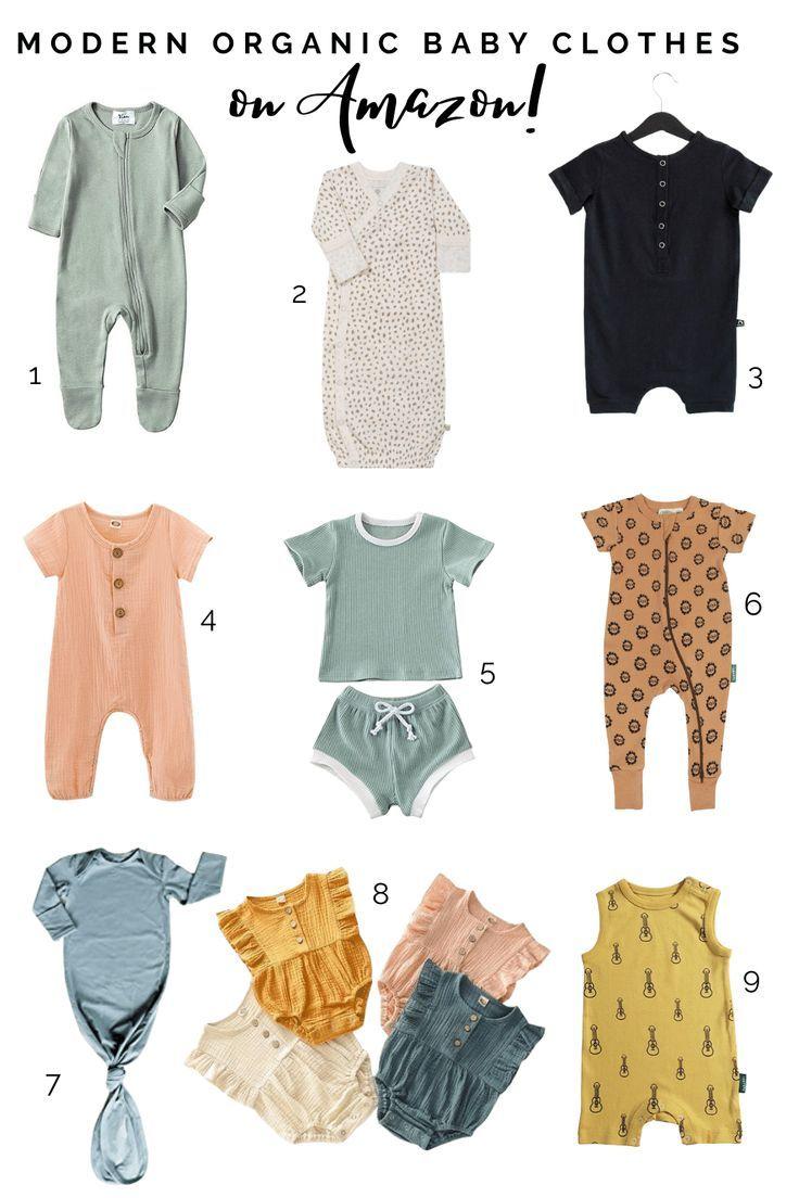 Organic Baby Clothes on Amazon - Cherrington Chatter  Summer baby