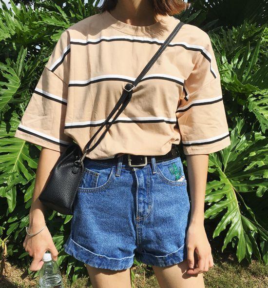 [Tumblr Aesthetic Fashion] – [Kawaii Clothing] – [Free shipping Circle Framed Glasses] – [Pastel Jacket] – [Shop Kozy]