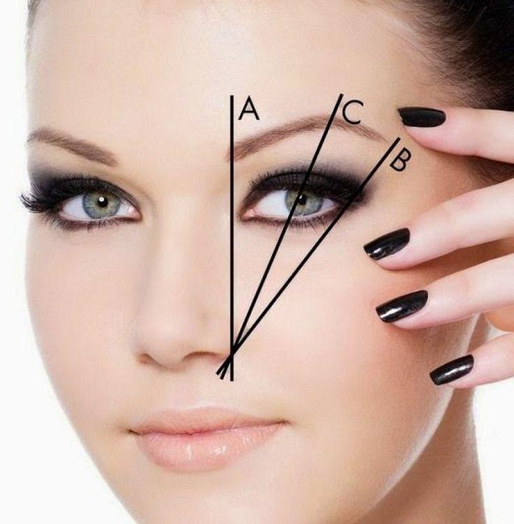 Soy Moda | Tips para arreglar nuestras cejas en casa | http://soymoda.net